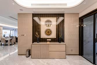 140平米四室三厅轻奢风格走廊装修案例