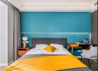 20万以上120平米三室一厅现代简约风格青少年房欣赏图