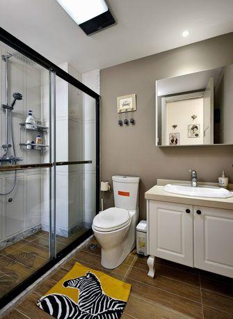 豪华型140平米美式风格卫生间欣赏图