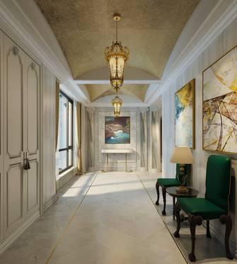 豪华型140平米别墅法式风格走廊装修效果图