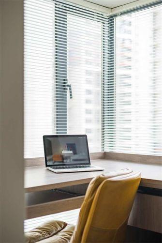 10-15万60平米现代简约风格书房装修图片大全