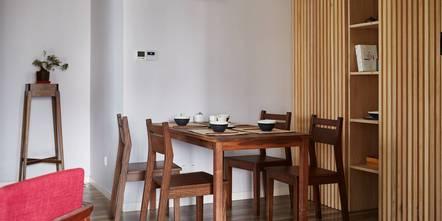 5-10万80平米日式风格餐厅装修案例