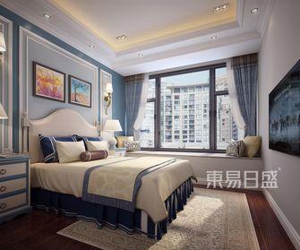 20万以上120平米四欧式风格卧室欣赏图