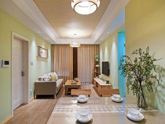 100平米日式风格客厅装修案例