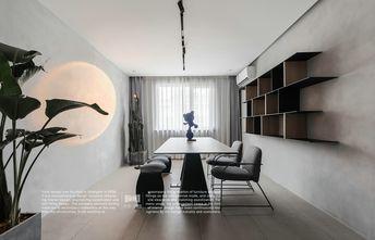 20万以上140平米四室两厅工业风风格书房装修效果图