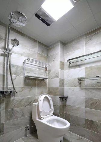 富裕型60平米混搭风格卫生间装修效果图