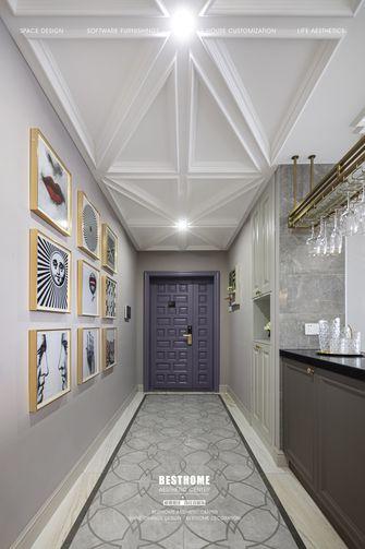 20万以上140平米四室两厅美式风格玄关图