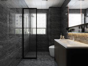 120平米三室两厅混搭风格卫生间图