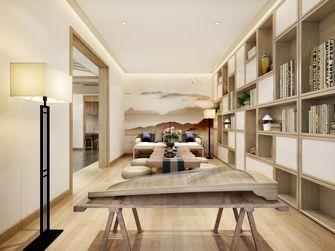 豪华型140平米别墅中式风格卧室效果图