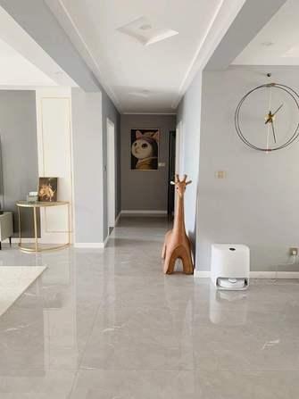 经济型120平米现代简约风格走廊设计图