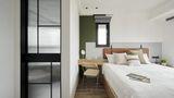 富裕型140平米三室两厅工业风风格卧室效果图
