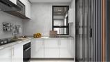 5-10万140平米四室两厅混搭风格厨房装修案例