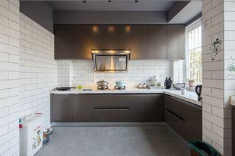 90平米工业风风格厨房效果图