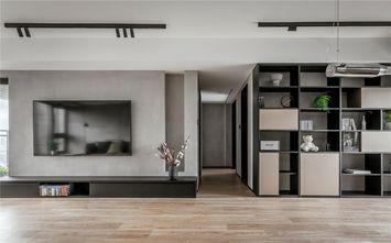 富裕型三室两厅工业风风格走廊图片大全