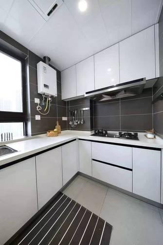 豪华型140平米四室两厅工业风风格厨房欣赏图
