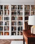 140平米四美式风格书房图