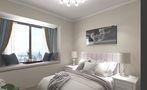 110平米三北欧风格卧室装修效果图