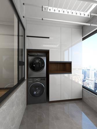 经济型130平米三室两厅现代简约风格阳台图片大全