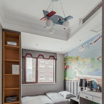 10-15万110平米三室一厅轻奢风格青少年房欣赏图