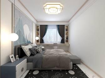 3万以下140平米四中式风格青少年房装修效果图