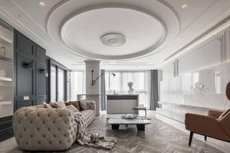 豪华型120平米三法式风格客厅图片