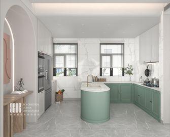 20万以上140平米复式法式风格厨房装修案例
