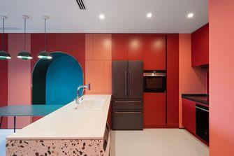 80平米一室一厅混搭风格餐厅图片