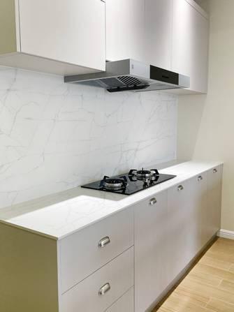 80平米法式风格厨房欣赏图