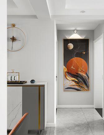 5-10万120平米三室两厅混搭风格走廊设计图