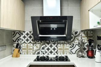 经济型三美式风格厨房图片
