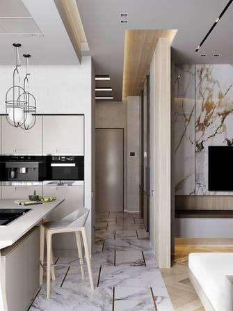 富裕型100平米三室两厅轻奢风格其他区域图片