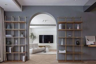 经济型120平米中式风格书房图片