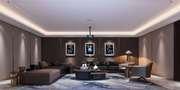 豪华型140平米别墅美式风格影音室图