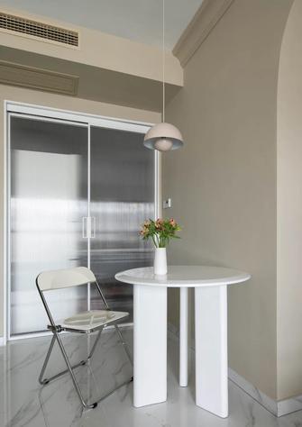 3-5万80平米一室一厅现代简约风格餐厅欣赏图