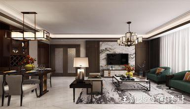 三中式风格客厅图片大全