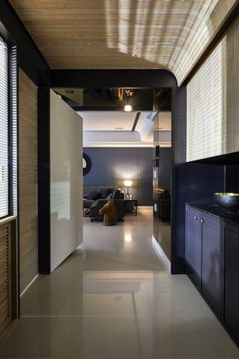 140平米三室两厅港式风格玄关设计图