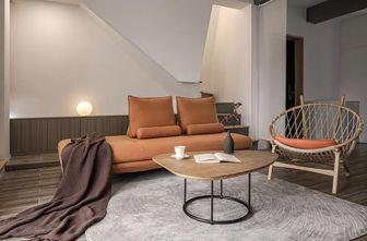 10-15万90平米复式日式风格客厅装修图片大全