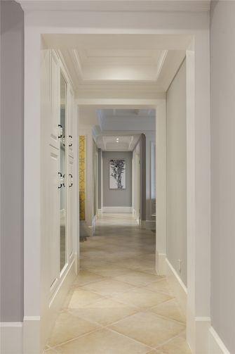 130平米三室一厅欧式风格走廊欣赏图