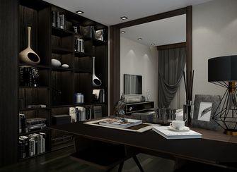 豪华型140平米别墅混搭风格书房图