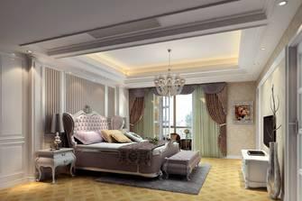 豪华型140平米复式欧式风格卧室设计图