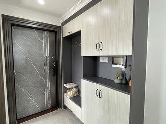 10-15万90平米三室两厅现代简约风格玄关图