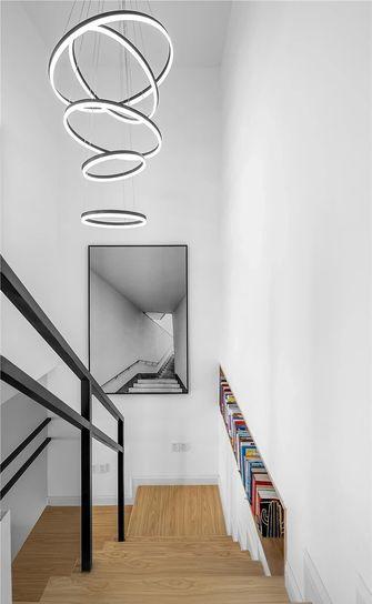 经济型90平米北欧风格楼梯间设计图