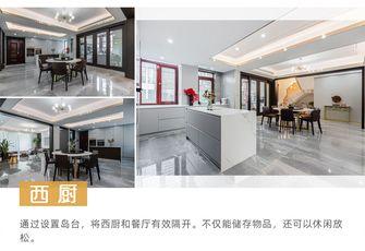 20万以上140平米复式轻奢风格厨房欣赏图