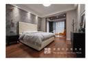 140平米现代简约风格卧室欣赏图