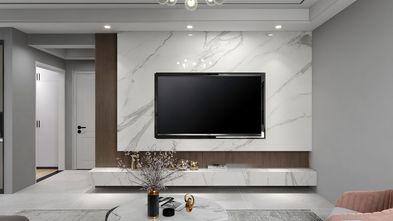 3万以下120平米三室两厅现代简约风格客厅装修图片大全