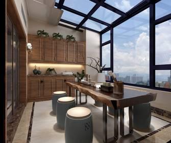 20万以上140平米别墅中式风格阳光房图片