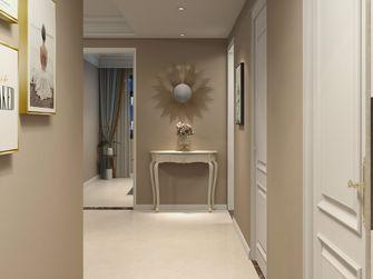 经济型140平米三室两厅美式风格玄关设计图