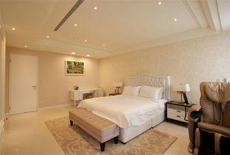 富裕型三室两厅欧式风格卧室设计图