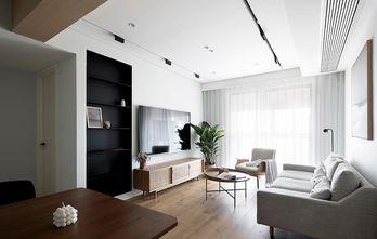 5-10万100平米三室一厅工业风风格客厅装修图片大全