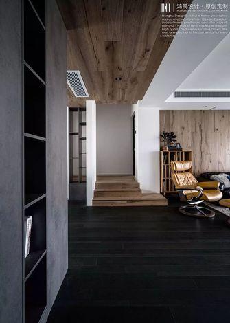 豪华型120平米三室两厅混搭风格走廊装修图片大全